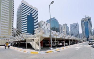 Car Park Abu Dhabi