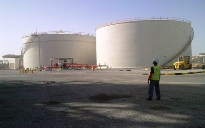 EMAL storage tanks