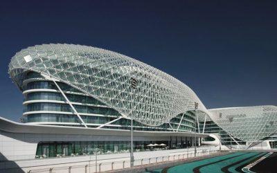 yas-marina-hotel Grid Shell