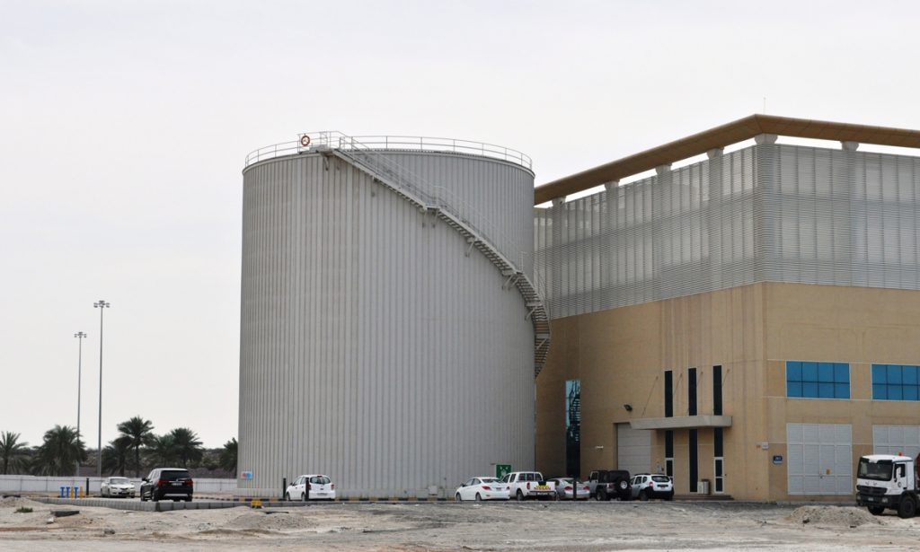 Al Jaber Precision Engineering Tanks Fabrication
