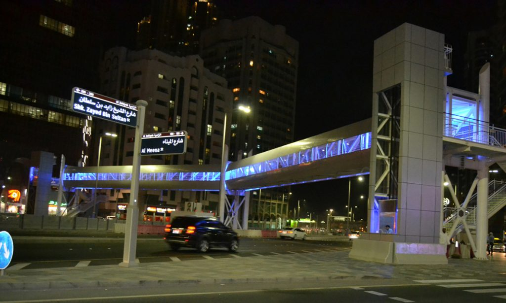 Shiekh Zayed Road Bridge