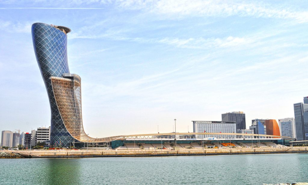 Adnec tower