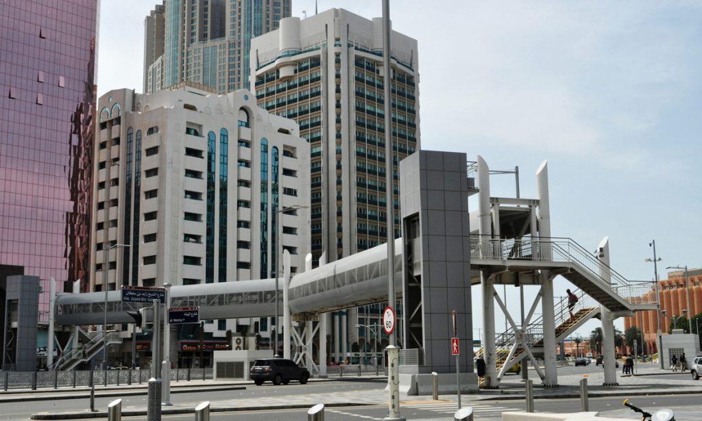 BRIDGE SALAM STREET ABU DHABI