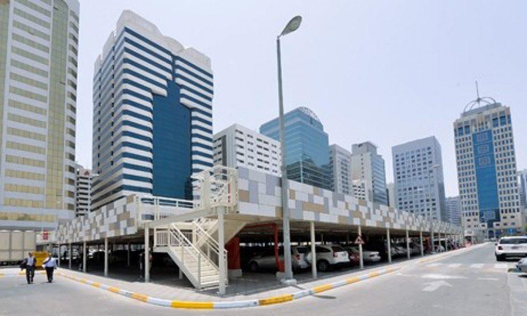 Al Jaber Precision Car Park Abu Dhabi