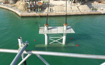 Al Raha Beach Installation