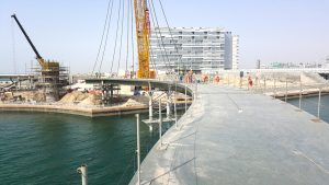 Al Raha Beach Installation