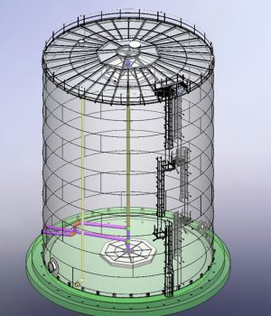 Al Jaber Precision Engineering Tanks Fabrication